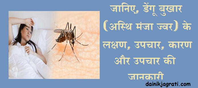 डेंगू बुखार (अस्थि मंजा ज्वर)
