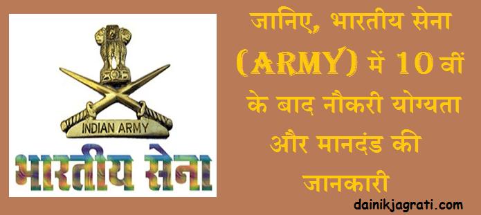 भारतीय सेना (Army)
