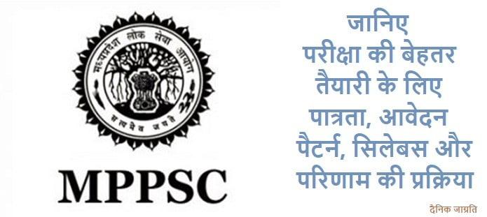 MPPSC परीक्षा
